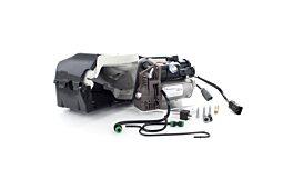 Compressore Sospensioni Range Rover Sport (con VDS) incl. alloggiamento, kit di aspirazione / scarico (2010-2013) LR061663