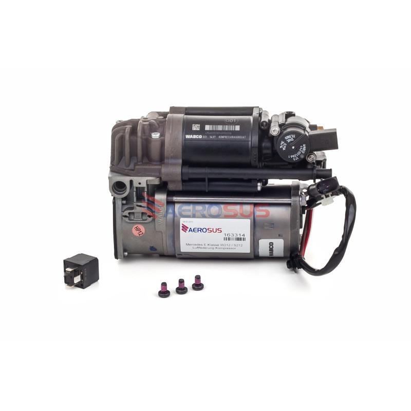 Aerosus IT Compressore Sospensioni Mercedes Classe E W212 / S212 Originale WABCO